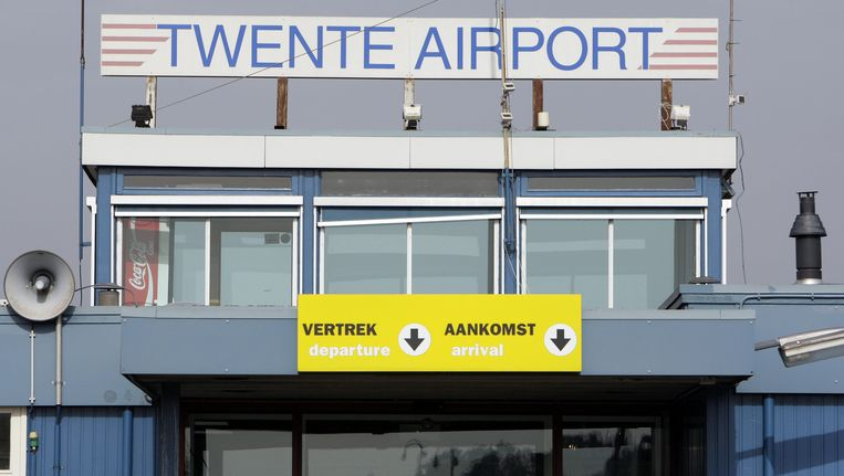 De luchthaven van Twente. Beeld ANP