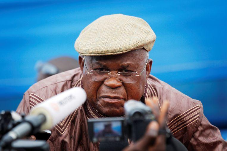 Etienne Tshisekedi Beeld REUTERS