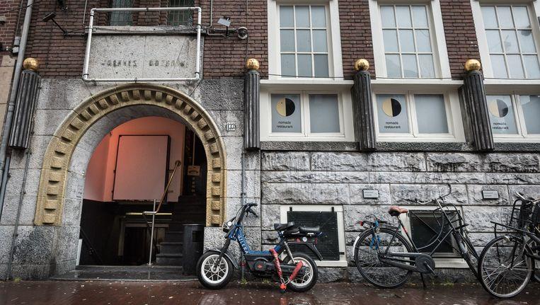 Club Closure aan de Rozengracht opende in januari 2015 de deuren Beeld Mats van Soolingen