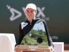 Tamara Zidansek décroche son premier titre WTA à Lausanne