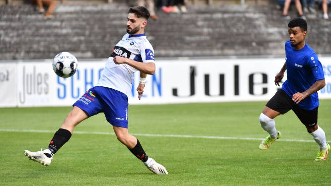 Reian Meddour en SK Heist blijven steken op 0-0 tegen Rupel Boom na penaltymisser Bamona