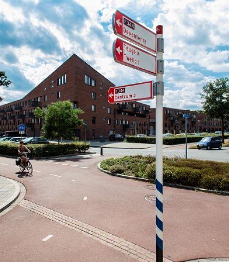 Landelijke primeur voor 'snelfietsweg' tussen Apeldoorn en Deventer