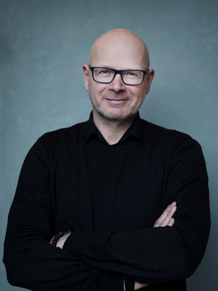 Peter Lubbers Beeld Frank Ruiter
