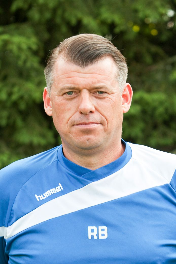 Trainer Reinald Boeren