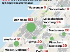Lees terug   Bij alle Haagse markten alleen nog verkoop van levensmiddelen toegestaan