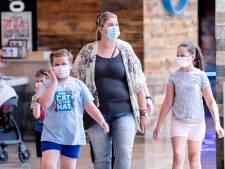 Les Américains vaccinés doivent remettre le masque dans les zones à risque