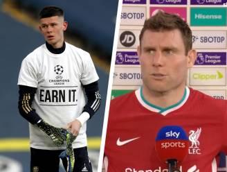 """Leeds United maakt statement én speelt gelijk tegen Liverpool, James Milner: """"Hopelijk komt er geen Super League"""""""
