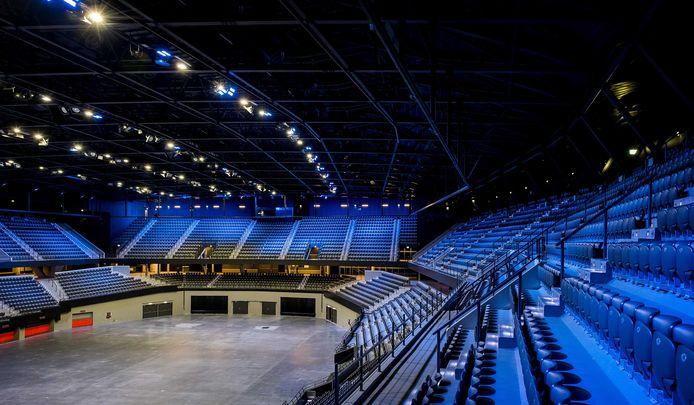 Zal de zaal zo leeg blijven tijdens het songfestival?