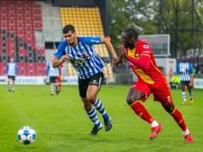 FC Eindhoven en GA Eagles volledig in evenwicht met elkaar