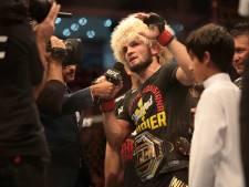 Maakt UFC-ster Nurmagomedov een comeback? 'Kom met een locatie'