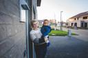 Els Goovaerts voor haar kinderopvang