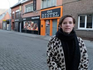 """Eerste jaar van nieuwe buurtwinkel Den Distel is letterlijk hindernissenparcours: """"Sinds opening maar vijf weken zónder werken voor deur"""""""