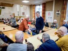 De Koffieleut: initiatief van bewoners in Hengelo tegen eenzaamheid