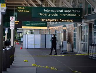 Man komt om bij schietpartij op Canadese luchthaven