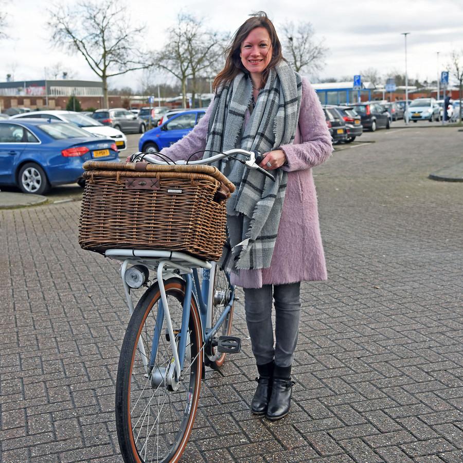 Nicole van Pamelen uit Terneuzen is kindercoach. Ondanks de lockdown kan ze wel door blijven werken.