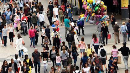 Vorig jaar 140.000 nieuwe immigranten in ons land: hoogste aantal in vijf jaar