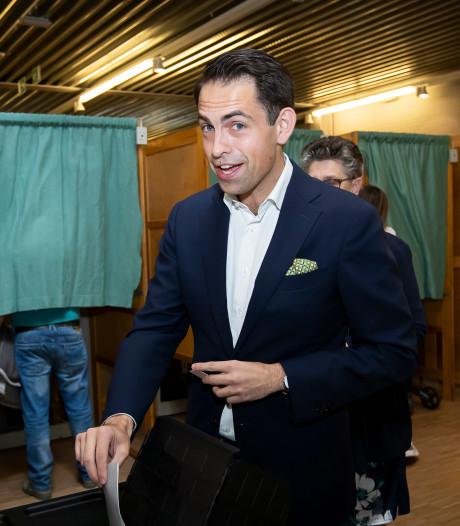 Eerste uitslag verkiezingen in België toont stijging Vlaams Belang