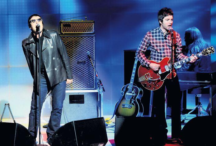 Liam en Noel Gallagher.