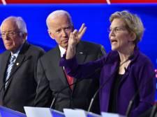 L'étoile montante Elizabeth Warren assaillie par ses rivaux lors du débat démocrate
