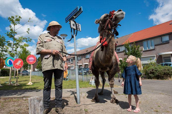 Het bijzondere project Rijpelberg Vakantieland is dinsdag van start gegaan.