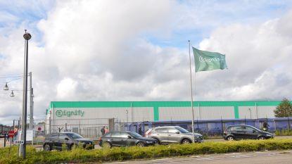Bijltjesdag bij Signify in Turnhout: opnieuw worden 121 werknemers ontslagen