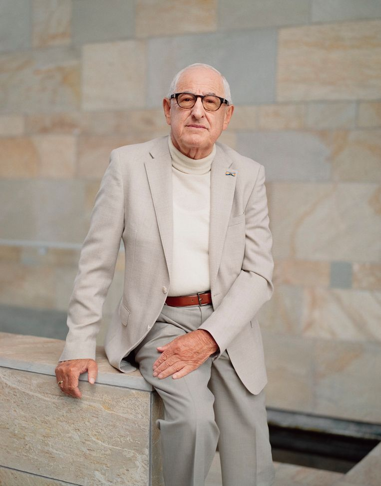'Het is onmogelijk om te achterhalen wie er met de tram naar Muiderpoort en CS zijn gebracht,' Beeld Wouter le Duc