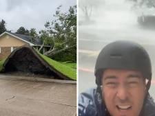 Couvre-feu à la Nouvelle-Orléans après le passage de l'ouragan Ida