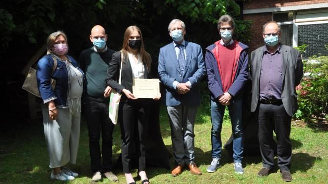Florentine bij genomineerden Cicerowedstrijd van de Vlaamse olympiade Latijn