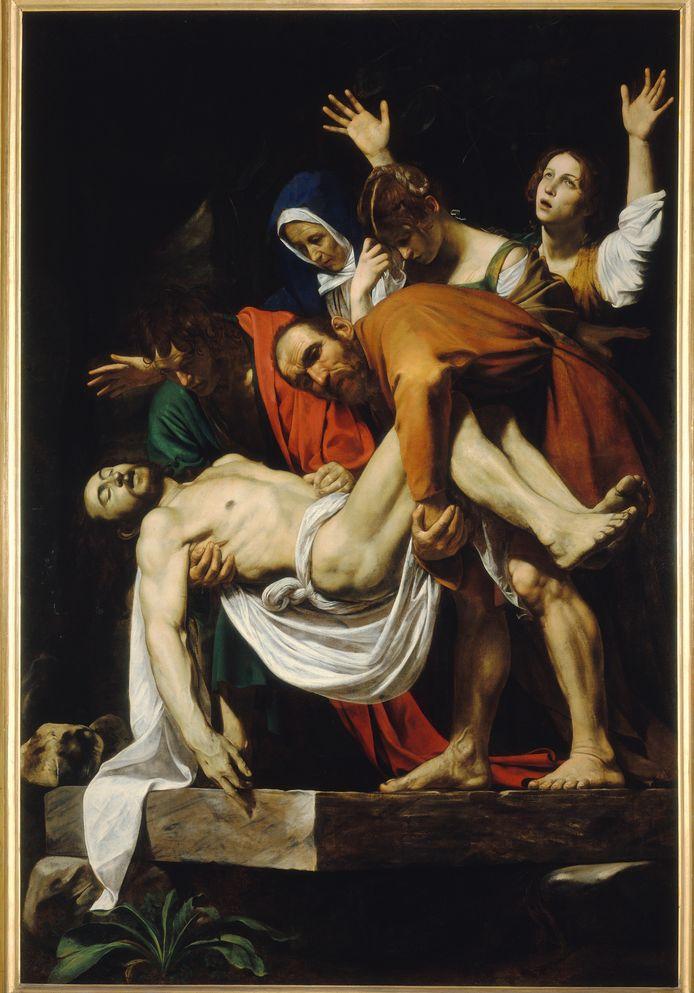 De graflegging van Christus is in december te zien in het Centraal Museum.