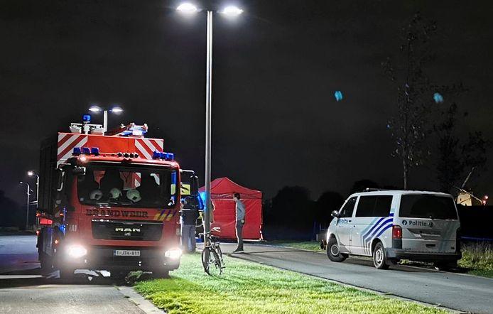 De 51-jarige Tieltenaar stierf tijdens de avondrit van mountainbikeclub The Bikedevils in Pittem.