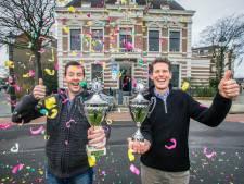 Nobelprijs of Beste Kapper van Nederland? 'Je leven is pas begonnen als je een award hebt gewonnen'