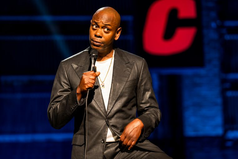 Dave Chappelle in The Closer. Beeld Mathieu Bitton