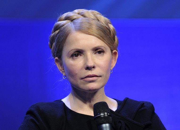 Joelia Timosjenko Beeld null