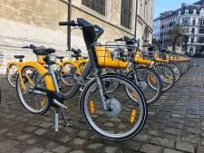 Les Villo! électriques débarquent à Bruxelles