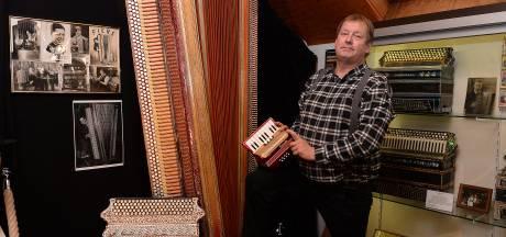 Appartementen, maar eerst nog 'inhaalbruiloften' in Maldens café en accordeonmuseum