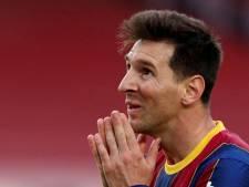 Tremblement de terre: le Barça annonce le départ de Lionel Messi