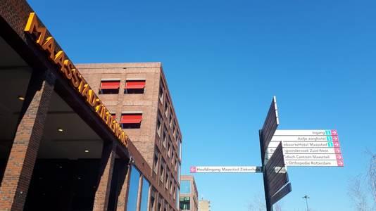 Het coronacentrum komt in het zorghotel Aafje naast het Maasstad Ziekenhuis.