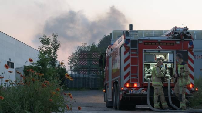 Burgemeester wil extra maatregelen na nieuwe brand bij afvalverwerkingsbedrijf