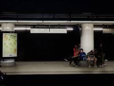 Zaterdag hinder door treinstaking België