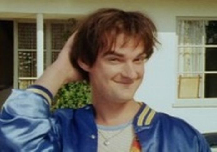 Stefan de Walle als Kees in de film Flodder. Fotostill Flodder