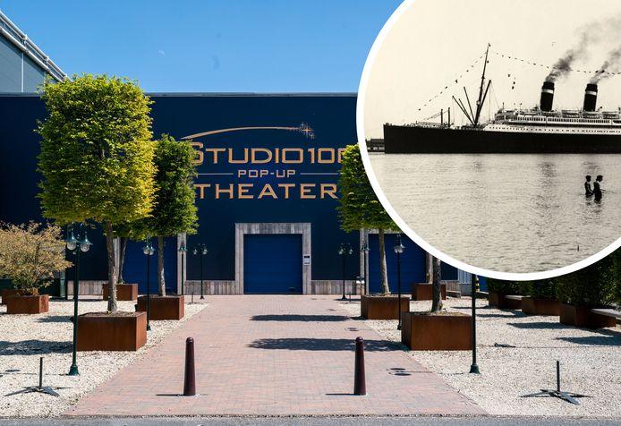 Studio 100 komt met een nieuwe spektakel-musical.