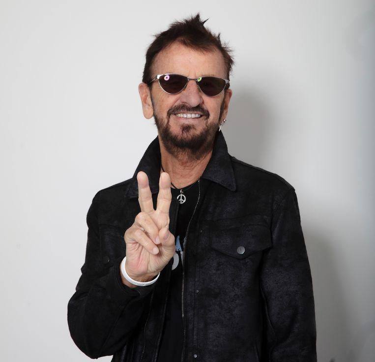 Ringo Starr. Beeld Scott Robert Ritchie