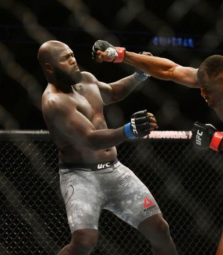 Rozenstruik wil 'crazy performance' neerzetten: 'Dit laat zien dat UFC me serieus neemt'