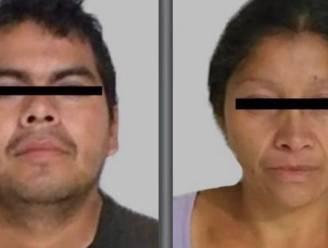Mexicaans koppel dat met menselijke resten in kinderwagen werd betrapt, verdacht van twintig moorden