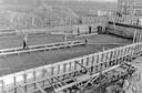 Het Knopenbad in aanbouw in 1961.