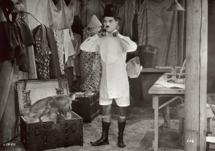 'The Circus' van Charlie Chaplin.
