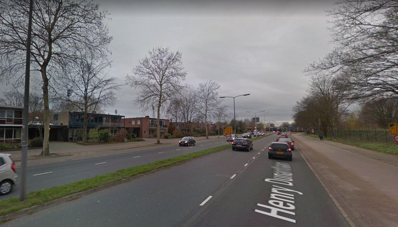 Er wordt regelmatig geflitst op de Henry Dunantlaan in Deventer