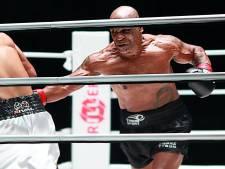 Wraak voor hap uit oor? Tyson droomt van titanengevecht met rivaal Holyfield