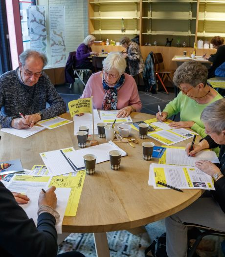 Fusie amnestygroepen Roosendaal en Halderberge