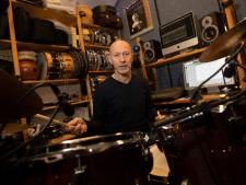 Drummer Arie den Boer kwam door corona tot bezinning: 'Ik wil niet meer terug in die ratrace'